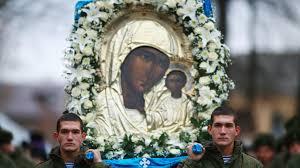 <b>Казанская икона</b> Божьей Матери