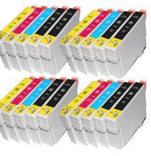 ༼ ộ_ộ ༽T1291 <b>Ink Cartridge</b> Compatible For EPSON Stylus ...