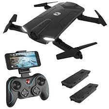 Holy Stone HS160 Shadow <b>FPV RC Drone</b> with 720P HD Wi-Fi ...