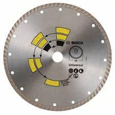 <b>Диск алмазный</b> универсальный Turbo (<b>230х22.2</b> мм) <b>Bosch</b> ...