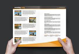 a real estate brochure template brandpacks real estate template