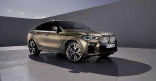 У нового BMW X6 теперь есть <b>подсветка решетки радиатора</b> ...