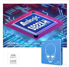 <b>Beelink GT</b>-<b>King Pro Hi-Fi</b> Lossless Sound TV Box with Dolby Audio ...