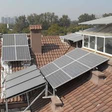 <b>Pannello Solare 20v 250w</b> 10Pcs Solar Home System 2500W 2.5 ...