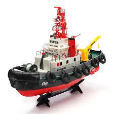 <b>Радиоуправляемый буксир Heng</b> Long Seaport Work Boat 2.4G ...
