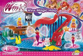 <b>Конструктор</b> пластиковый <b>COBI</b> - Волшебная арфа (<b>Magic Harp</b>)