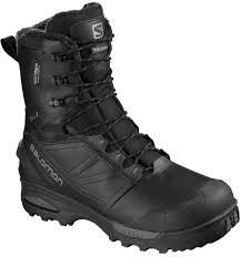 <b>Ботинки</b> мужские <b>Salomon Toundra Pro</b> CSWP Black/Black/Magnet ...
