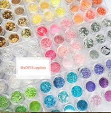 <b>3pcs</b>/<b>lot</b> Colorful Glitters Material for Epoxy Mold, Resin Mold, <b>Nail</b> ...