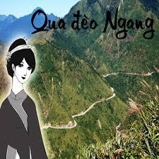 Phân tích bài thơ qua đèo Ngang của Bà Huyện Thanh Quan