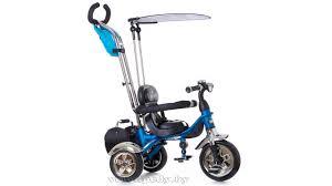 Сборка детского трехколесного велосипеда <b>Lexus Trike</b> Grand Maxi