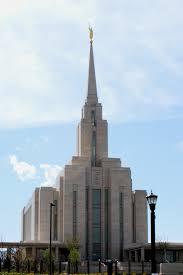 Templo de Oquirrh Mountain
