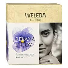 <b>Weleda Подарочный Набор</b>, <b>relax</b> & enjoy - купить, цена и отзывы ...