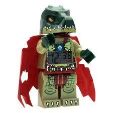 <b>Часы</b>-<b>будильник LEGO</b> 9000577 Legends Of Chima, Краггер ...