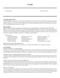 resume objectives for working students in college college resume how