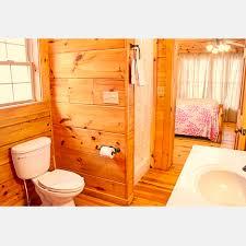 design black bear bathroom  ace adventure resort black bear log home bathroom