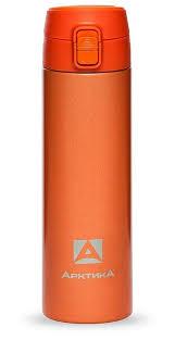 """<b>Термос</b>-<b>сититерм</b> """"<b>Арктика</b>"""", вакуумный, цвет: оранжевый, 500 мл ..."""