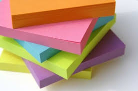 Image result for images of post it notes
