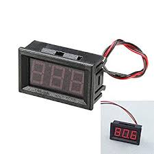 Seasiant India <b>3Pcs 0.56 Inch</b> Red AC70-500V Mini: Amazon.in ...