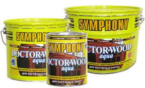 SYMPHONY DOCTOR-WOOD Aqua – <b>водоразбавляемый</b> ...