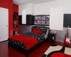 Traditional Bedroom Colors Traditional Black Bedroom Red Endearing Bedroom Color Red Home