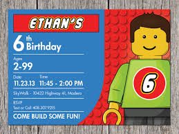 printable lego birthday invitations drevio invitations design printable lego birthday invitation ideas for boys