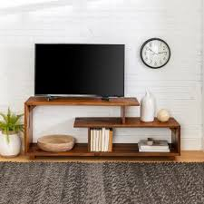 <b>Solid</b> Wood - <b>TV Stands</b> - Living Room Furniture - The Home Depot