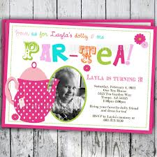 princess tea party invitations ideas for your princess princess tea party invitations ideas