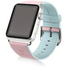 <b>Аксессуар</b> для Watch <b>Baseus Colorful</b> Band Pink/Blue for Apple ...