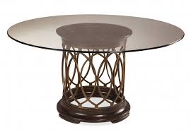 round dining table base: dining room furniture round glass top dining table with round black wooden base exciting glass dining room table bases presenting elegant design modern