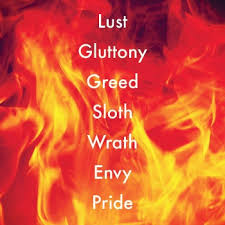 What Does the <b>seven deadly</b> sins Mean? | Religion by Dictionary.com