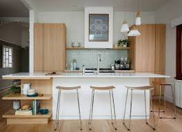 Mid-Century <b>Modern</b> Small Kitchen Design Ideas You'll Want to Steal