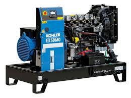 <b>K22</b>, Power generating set, Power Products - SDMO