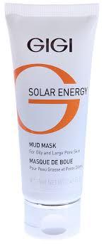<b>Маска грязевая</b> / Mud <b>Mask</b> For Oil Skin <b>SOLAR</b> ENERGY 75 мл, GIGI