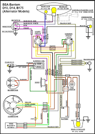bsa a65 wiring diagram bsa image wiring diagram 1968 bsa bantam d14 4 electrical question britbike forum on bsa a65 wiring diagram