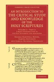 <b>Introduction</b> critical study and knowledge holy scriptures volume 2 ...