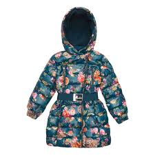 <b>Куртка детская для девочек</b> цветная цветная (21401741). Купить ...