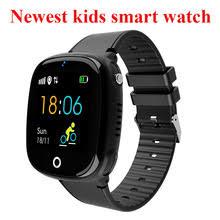 Анти <b>потерянный ребенок</b> детские часы с <b>gps</b> трекер SOS умный ...