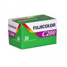 Фотопленка Kodak Color Plus 200 (135/36) цветная негативная