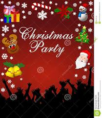 family christmas party clipart clipart kid christmas party stationary holiday graphics