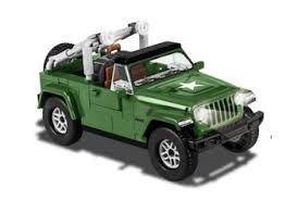 <b>Конструктор COBI</b> Джип <b>Jeep Wrangler</b> Military COBI-24095