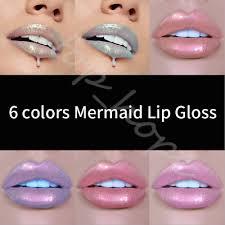 <b>HANDAIYAN</b> Galactic <b>Lip Gloss</b> Aurora <b>Lipstick Diamond Glitter</b> ...