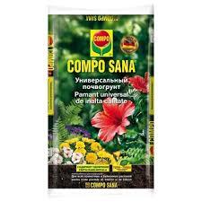 <b>Почвогрунт Compo Sana Универсальный</b> 5 л – выгодная цена ...
