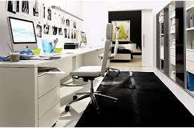 beautiful home office for a delight work ultra modern white home office with apple products beautiful relaxing home office