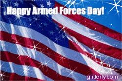 Happy Armed Forces Day - heidibetts.com