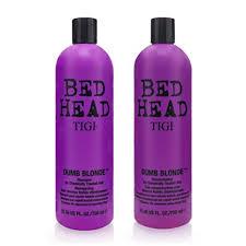 TIGI Bed Head Dumb Blonde Shampoo and ... - Amazon.com