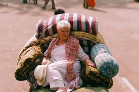 Image result for judi dench clothes in marigold hotel