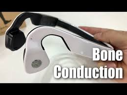 <b>Bluetooth Wireless Bone Conduction</b> Sports Headphones by ...