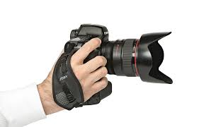 Ремень <b>JOBY</b> UltraFit <b>Hand</b> Strap with UltraPlate (т.серый) ручной ...