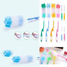 <b>Baby</b> Feeder <b>Cleaning</b> Brush <b>2 Pcs 360</b> Rotation Very Hight Quality ...