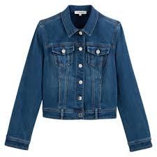 <b>Джинсовые</b> куртки женские оверсайз